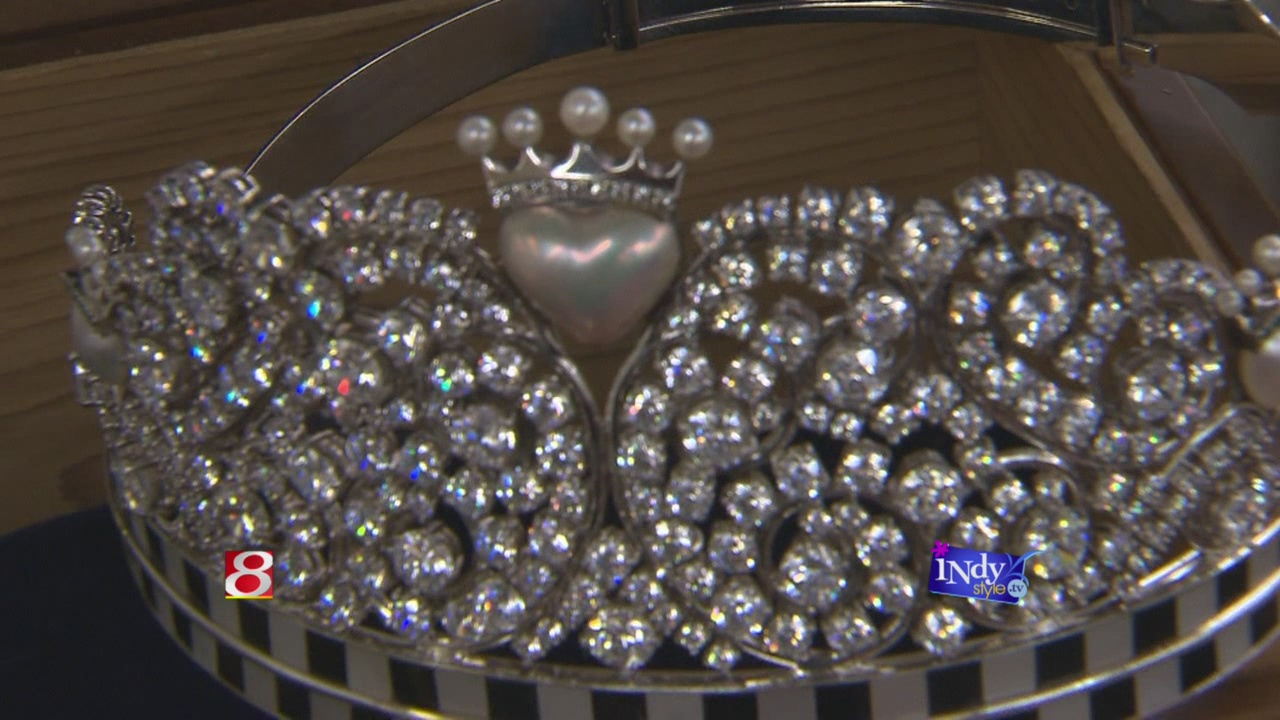 G. Thrapp Jewelers takes us behind the scenes to the shop that designed the crown for the 500 Festival Queen.