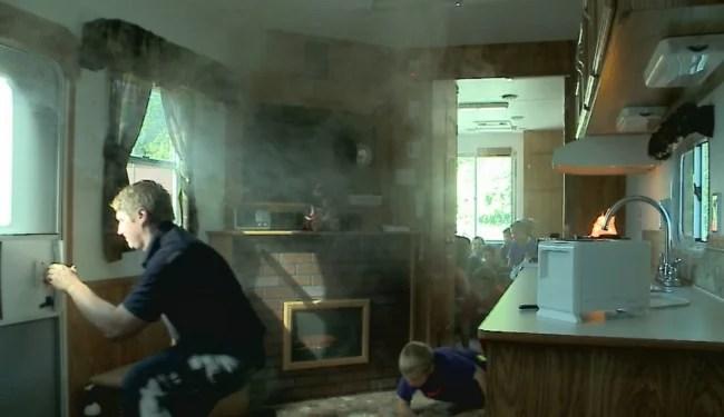 Fishers fire escape_280905