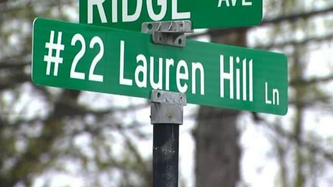 Lauren Hill street name_405251
