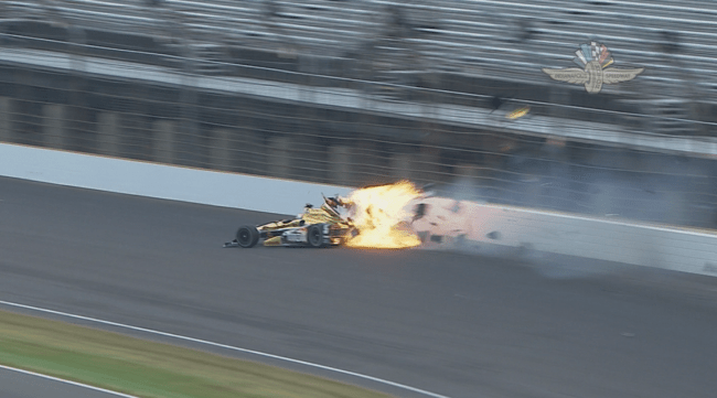 james hinchcliffe crash_154206