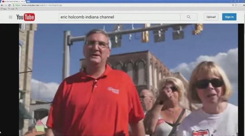 Eric Holcomb video_483662