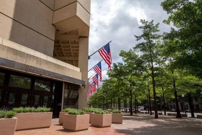 Federal Building FBI_542348