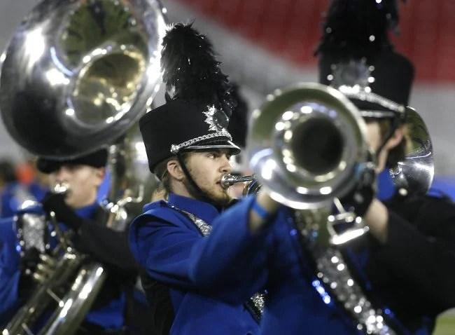 Columbus North High School band_558675