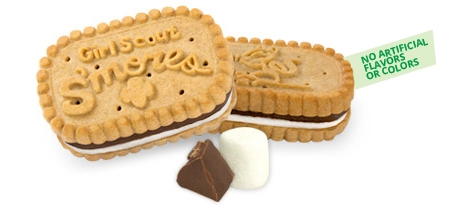 Girl Scouts add S'mores cookie to lineup_551283