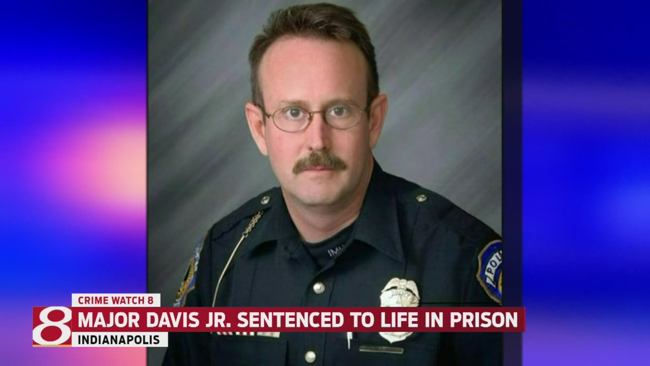 Major Davis sentenced to life in prison