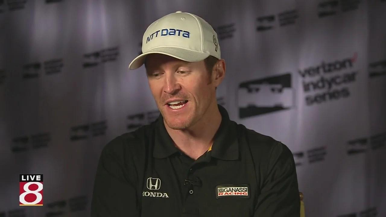 Dixon talks Road America victory