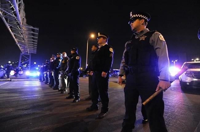 APTOPIX Killings By Police Chicago_652847