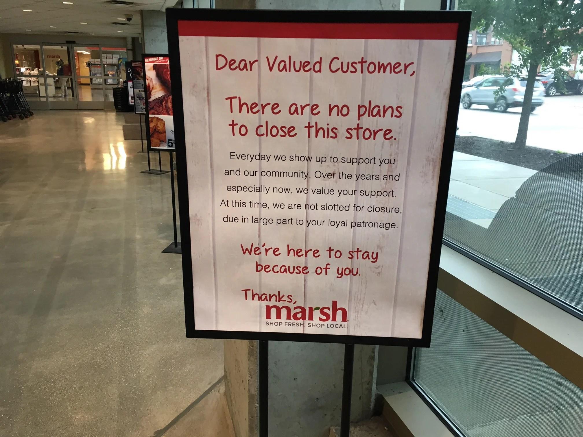 Marsh sign_647521
