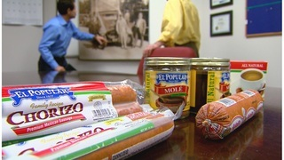 America's oldest chorizo manufacturer is in Indiana