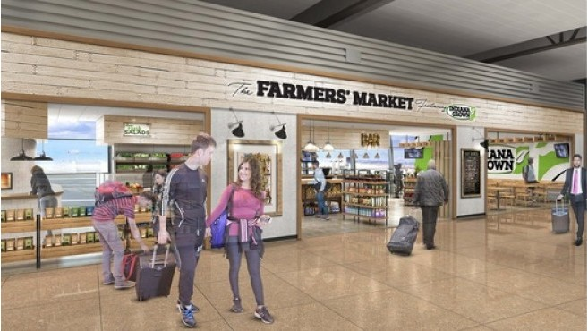 Farmers Market store, restaurant to open at IND airport