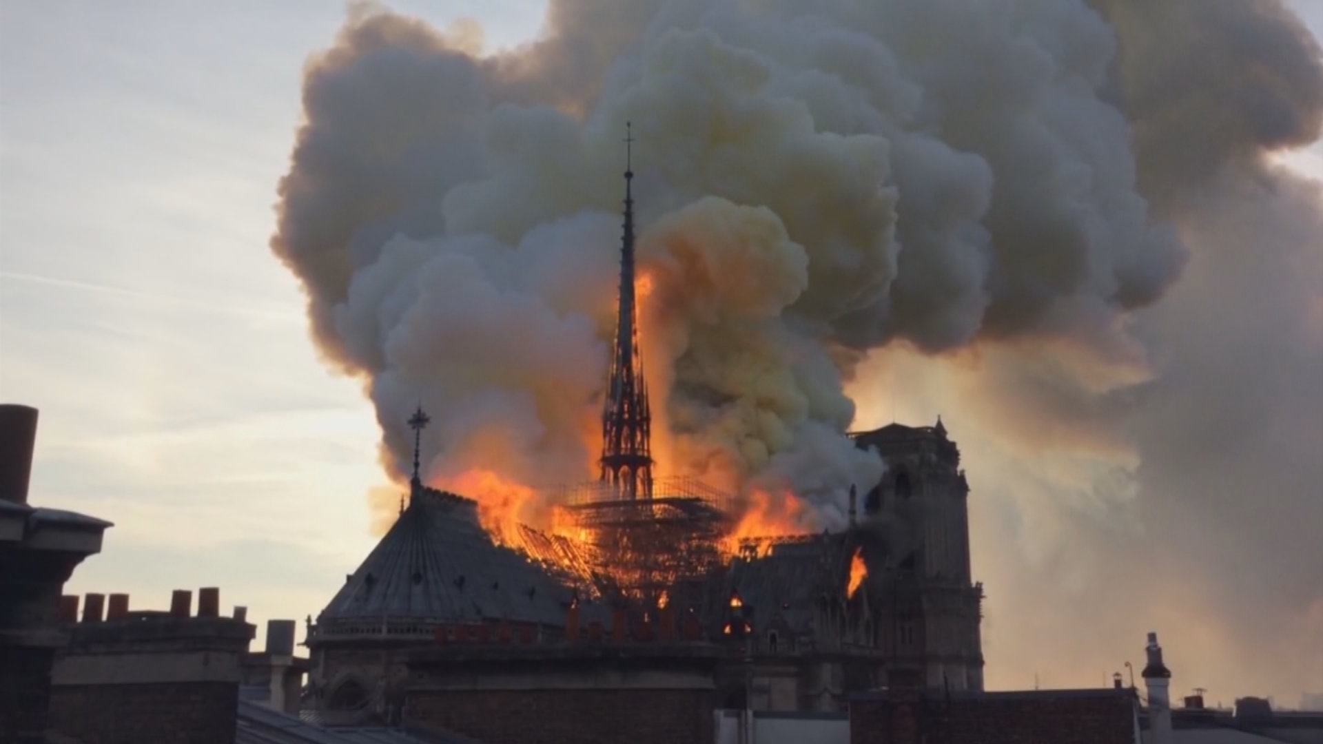 Cigarette, electrical issues could be cause behind Notre Dame Cathedral fire in Paris