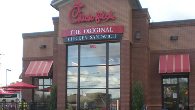 Chick-fil-A restaurant_435028