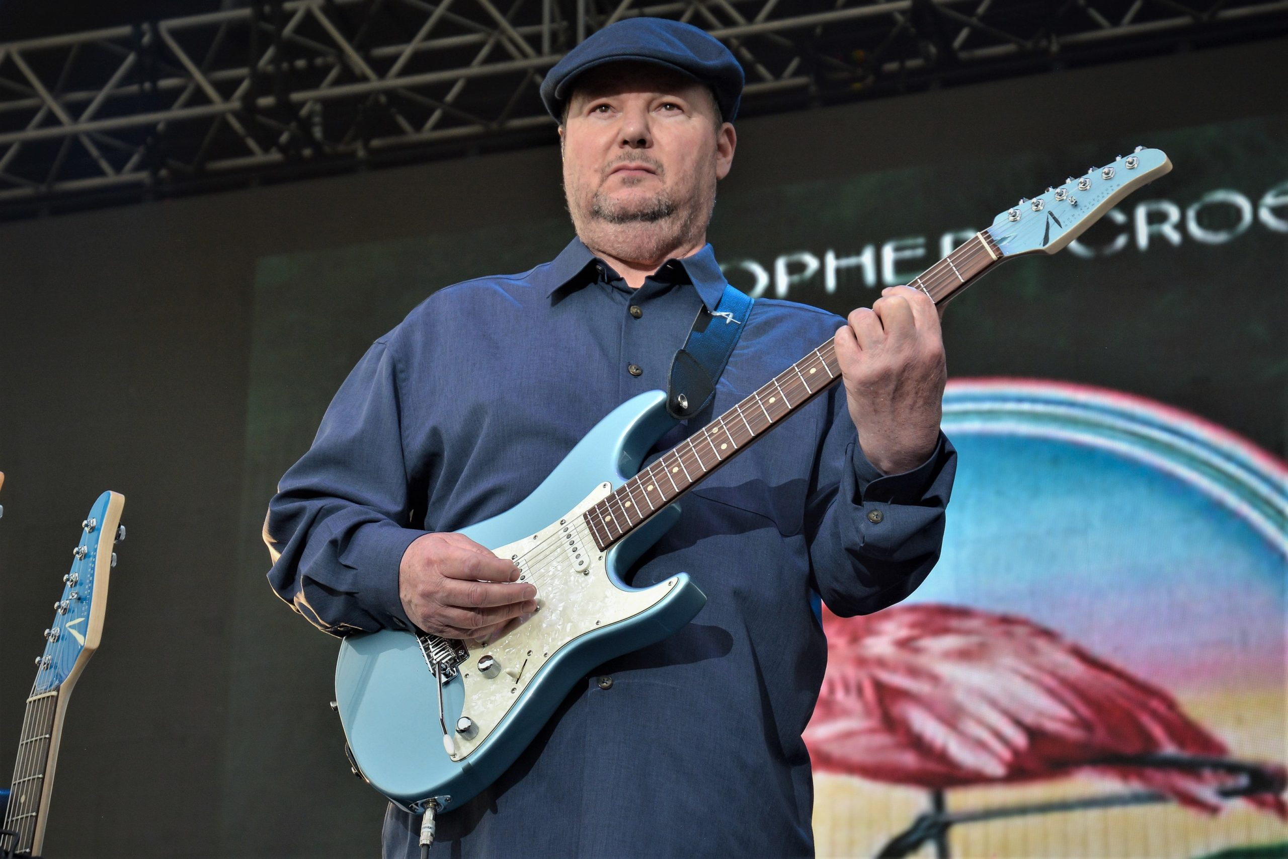 Musician Christopher Cross calls coronavirus 'possibly the worst illness I've ever had'