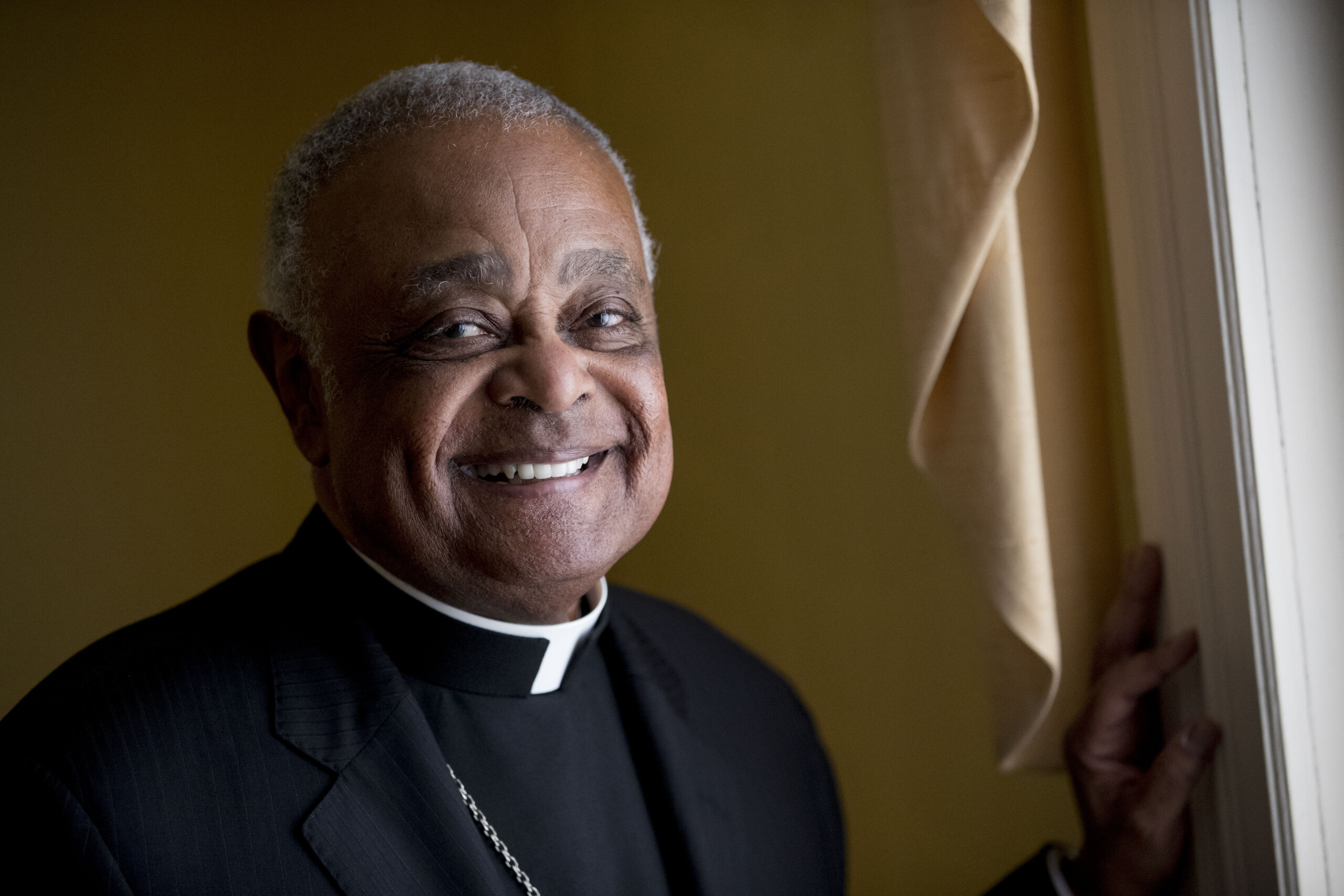 Pope Francis appoints America's first Black cardinal, Wilton Gregory - WISH-TV