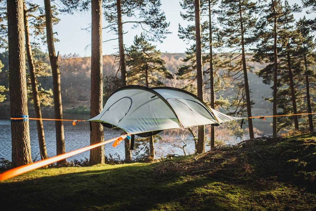 TENTSILE SAFARI VISTA 3 PERSON TREE TENT - Kickoff fall with these out of doors devices - WISH-TV   Indianapolis Information   Indiana Climate