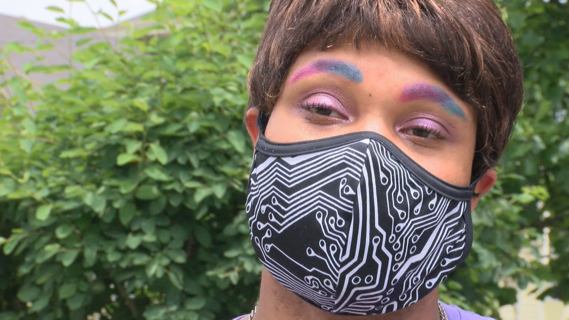 Indy woman shares story to inspire trans, nonbinary community - WISH-TV