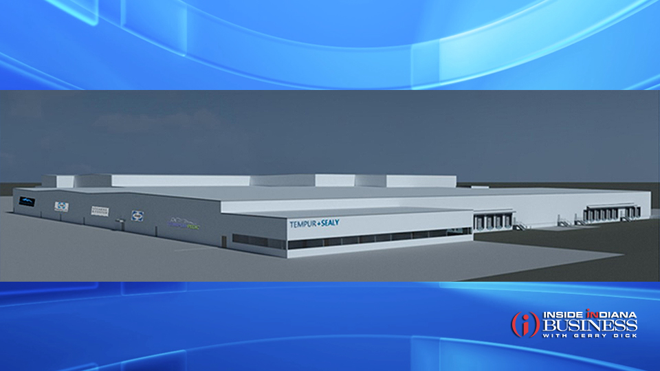 Tempur Sealy planning manufacturing plant in Crawfordsville - WISH-TV