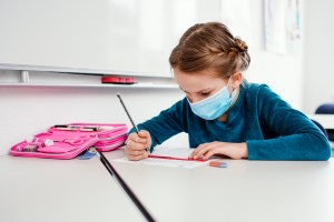 Schools encourage parents to create Individualized Health Plans for kids after CDC's mask reversal