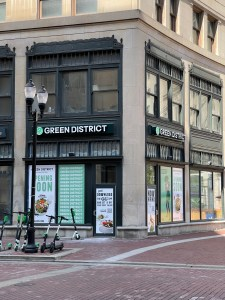 Green District hosting hiring event Tuesday
