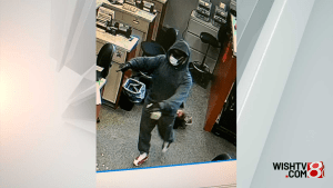 Police arrest suspect in Anderson armed bank robbery