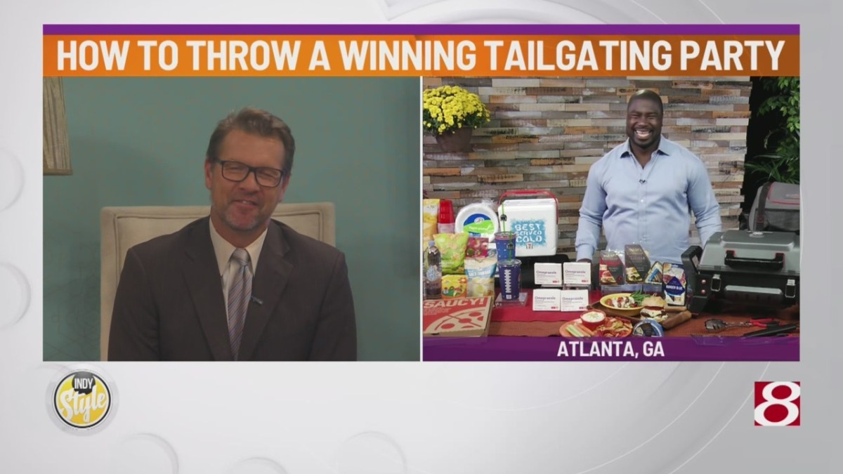 Tips to throwing a winning tailgating party