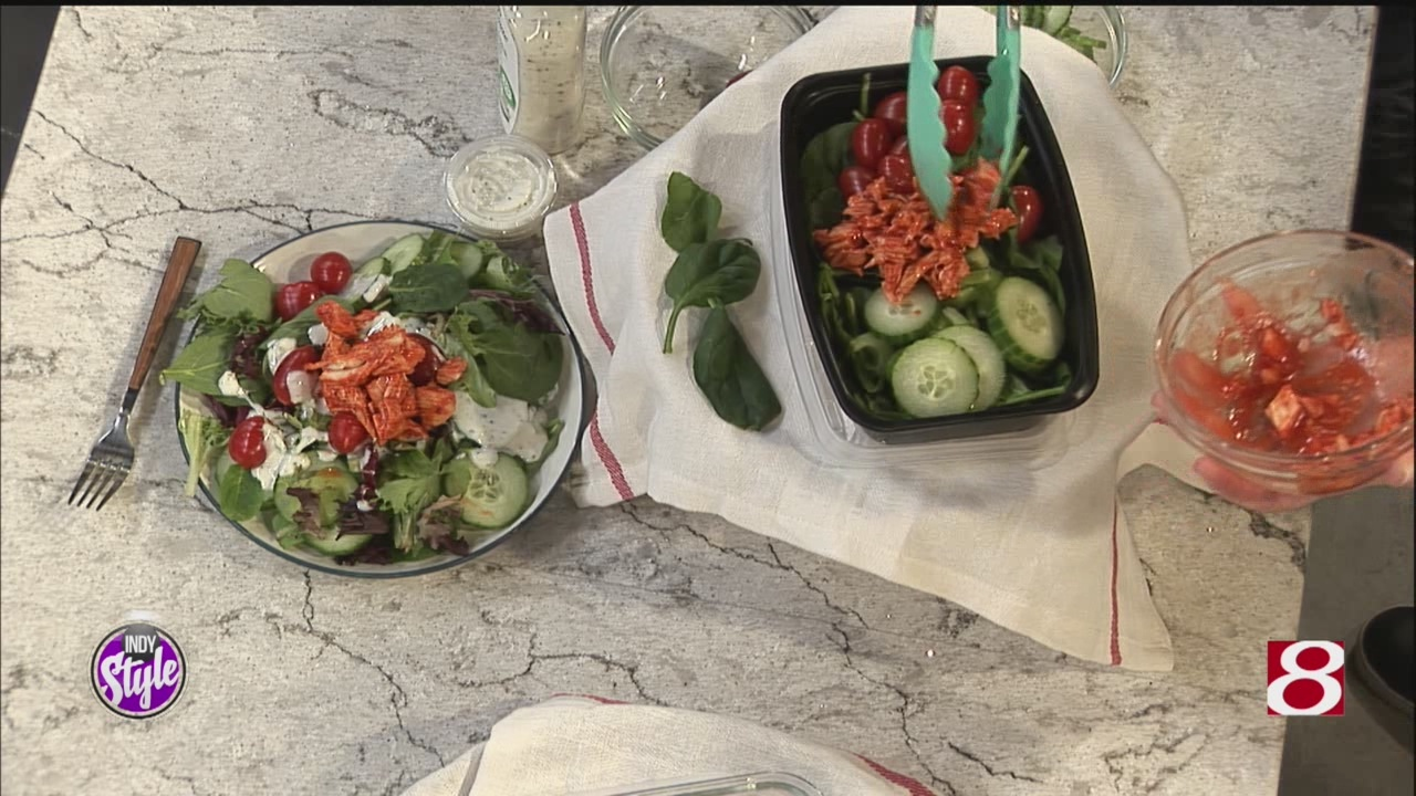 Top Three Tips To Start Meal Prepping