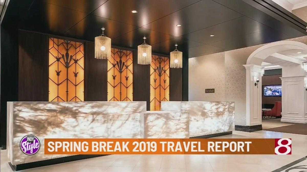 Spring Break 2019 Travel Report: Hotspots, Emerging Destinations, and Regional Road Trips