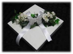 release box in white