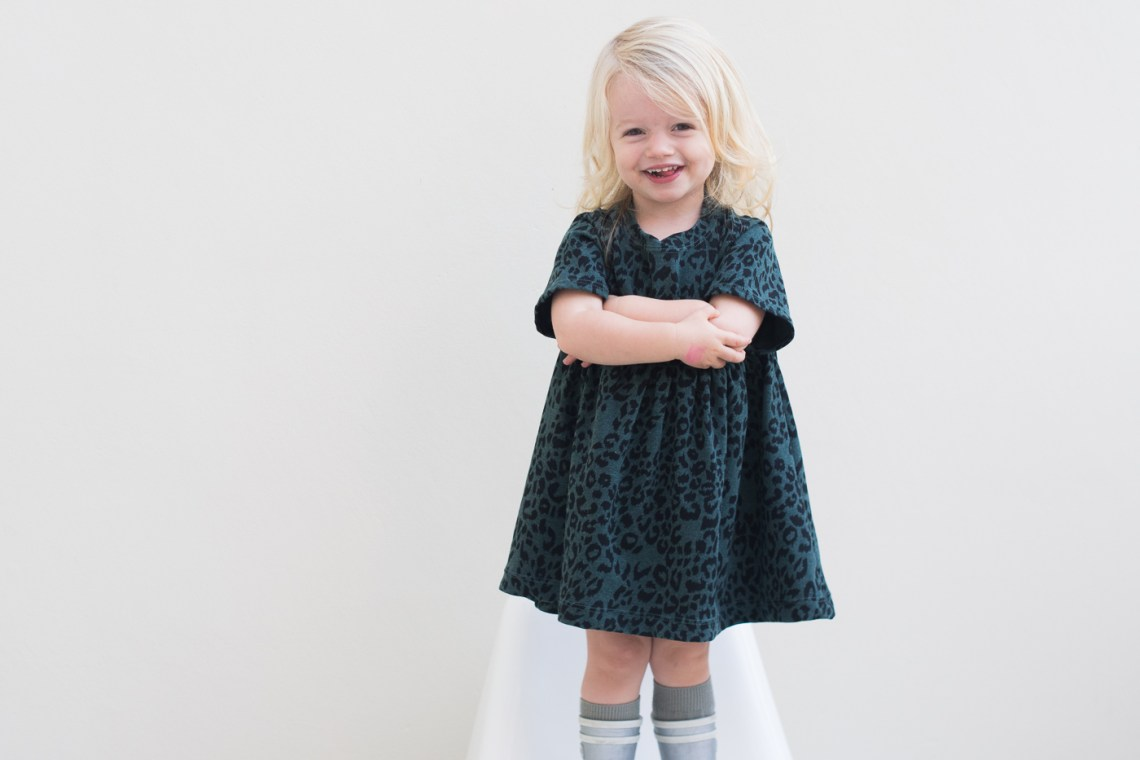 Stik Belgique Eloise dress