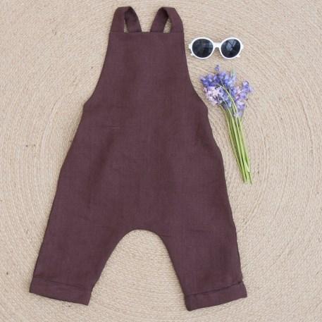 toto jumpsuit linen