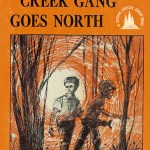 Sugar Creek Gang Goes North book cover