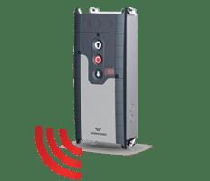 bezprzewodowy system transmisji sygnalu WSD wisniowski