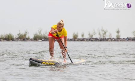 Jo Hamilton-Vale, Stand Up Paddling