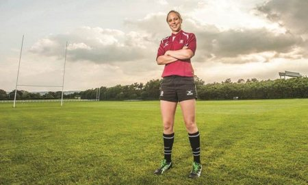 Sara Cox - Referee (England Rugby)