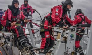 Team SCA, offshore sailing