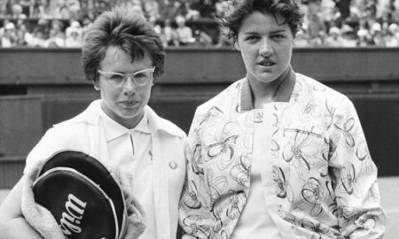 Billie-Jean King & Margaret Court, courting conflict, religion