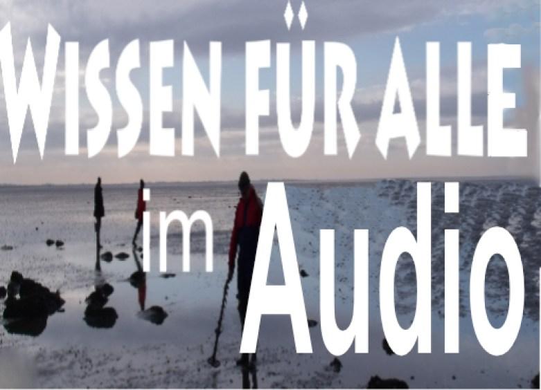 Wissen für alle im Audio