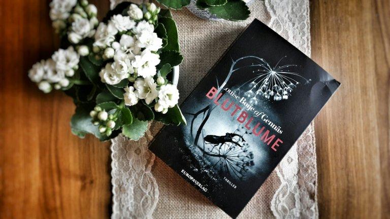 Louise Boije af Gennäs: Blutblume (2019)
