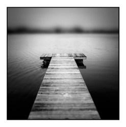 photographie en noir et blanc