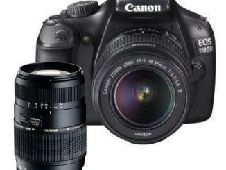 bon plan Canons EOS 1100d