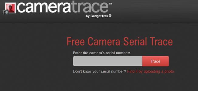camera trace