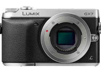 lumix GX7 nouveau