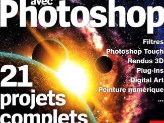 telechargement Advanced Creation Photoshop n°25