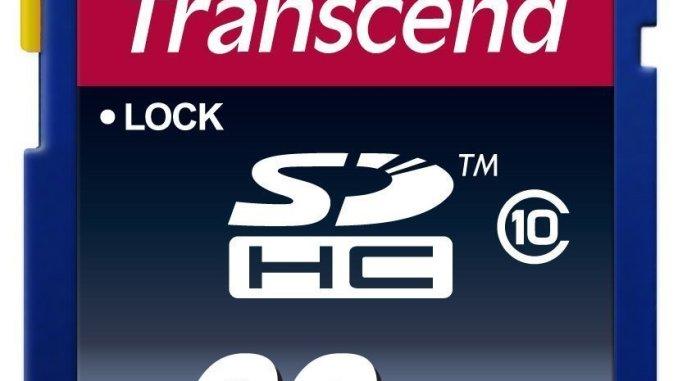 PROMO Carte SDHC 32 Go Classe 10 à seulement 19,88€ FDP offerts