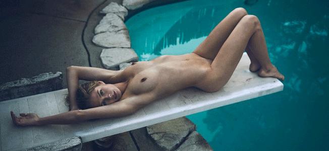 Le nue féminin dans l'objectif de Stefan Rappo