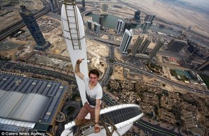Selfies extremes tours