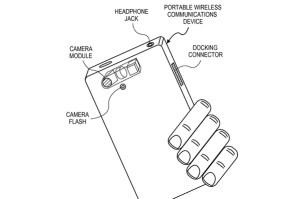 brevet Apple pour iphone