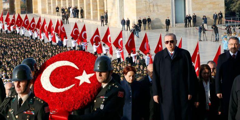 Die Bombenanschläge der türkischen Munition töteten 7 Soldaten, 25 wurden verwundet