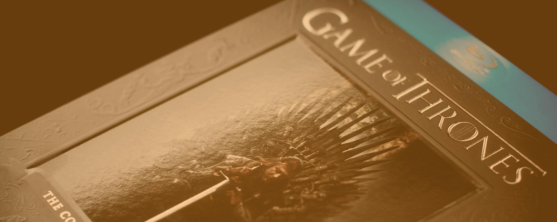 Marketing game of thrones