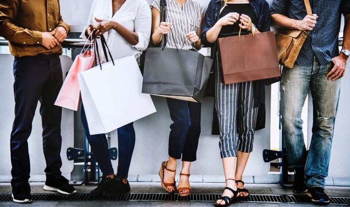 ¡Compras, compras y más compras!